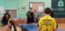 Finał województwa Igrzysk Młodzieży Szkolnej w drużynowym tenisie stołowym chłopców