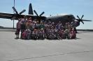 Ia i IIa w 33 Bazie Lotnictwa Transportowego w Powidzu