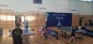 Półfinałowe zmagania przy tenisowym stole